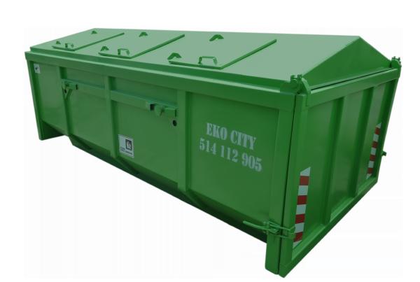 Kontener do odpady i śmieci